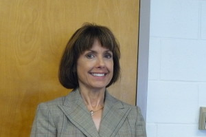 Photo of Mrs. Shattuck