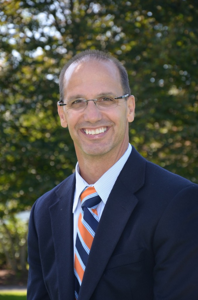 Mr. Glenn Ames, Assistant Headmaster, Director of the Middle School