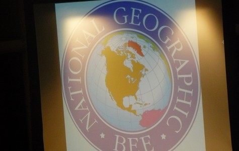 The National Geographic Bee at Rectory