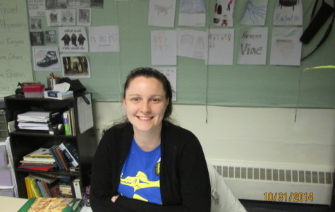 New Teacher Profile: Mrs. Barker