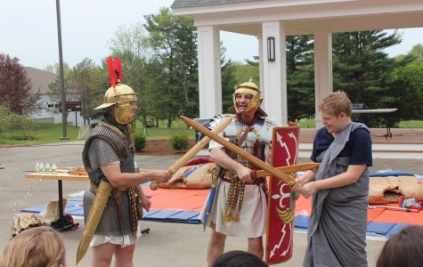 The Return of Latin Day at Rectory