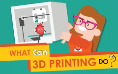 How Can 3-D Printers Save Lives?