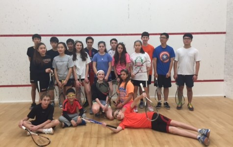 Update on Rectory's 2015/2016 Squash Team