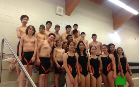 Rectory's New Swim Team is Making a Real Splash!