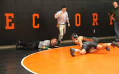 Rectory's Wrestling Team