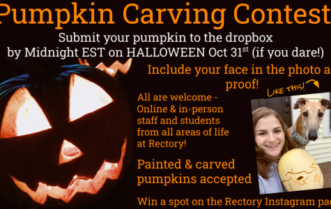 Rectory's 1st Pumpkin Decorating Contest