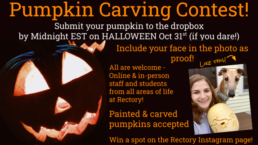 Rectory%27s+1st+Pumpkin+Decorating+Contest