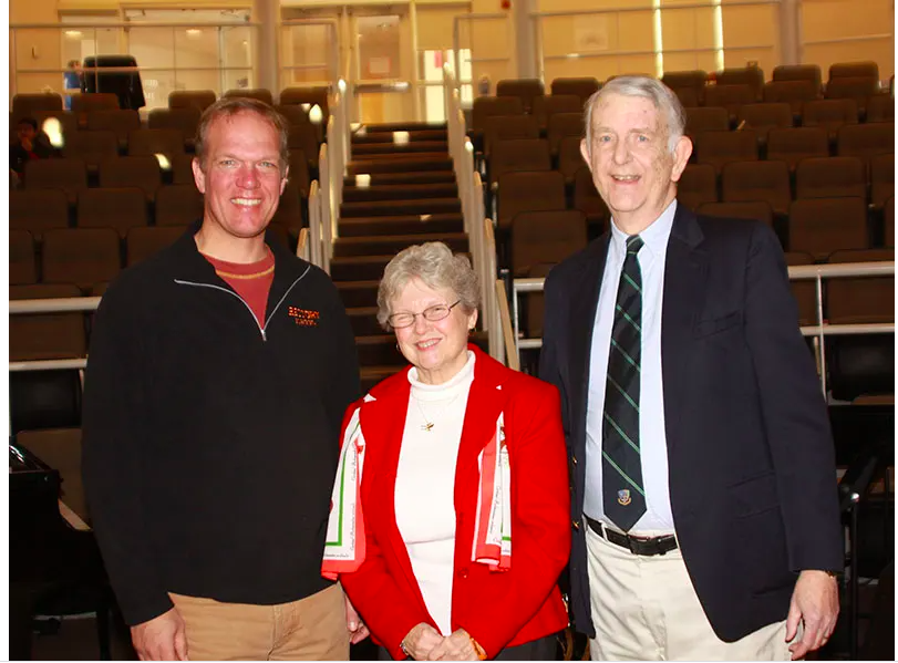 """Who Spoke at Rectory's Very First """"MLK Day of Service"""" Event?"""