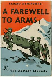 "Book Review: ""A Farewell to Arms"" by Ernest Hemingway"