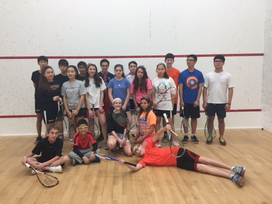 The+Rectory+School+2015%2F2016+Squash+Team.++%0A+%28Photo+by+Lesley+Gibbs%29