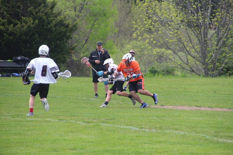 Lacrosse at Rectory