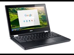 Rectory's Switch to Chromebooks