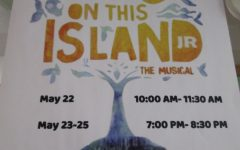 "Rectory's Spring Musical, ""Once on This Island, Jr."""