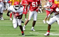 Running back Jamaal Charles  when he was a member of the Kansas City Chiefs.